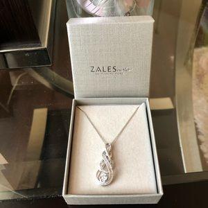 Zales Diamond Necklace
